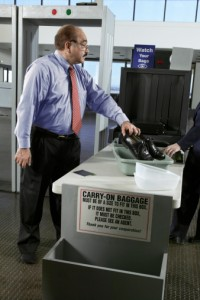 integrated technology, security checkpoints