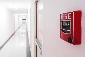 access control fire alarm relays ark systems
